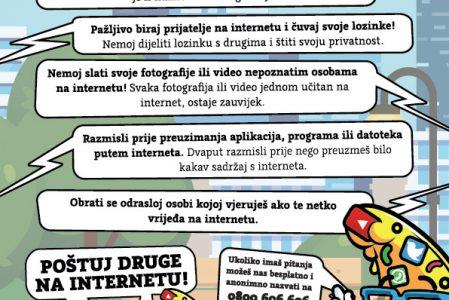 5 Savjeta za sigurno korištenje interneta